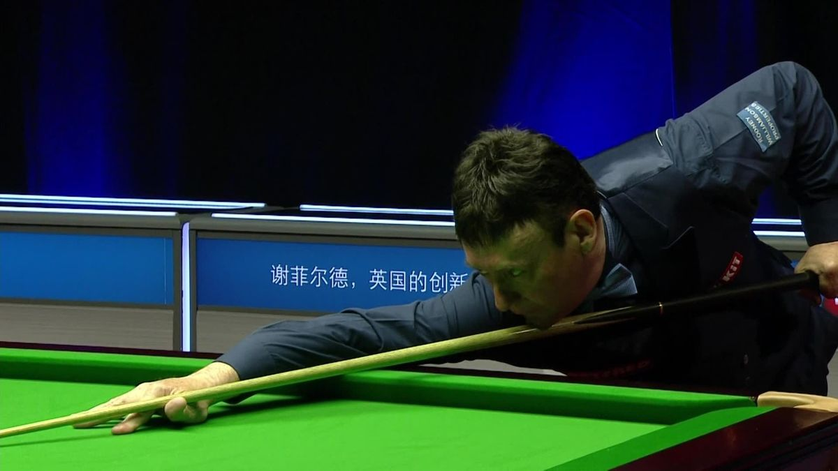 Snooker World Championship Sheffeild Qualifiers : Jimmy White defeted Kakovskii