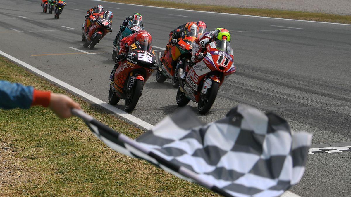 Garcia vince la gara di Moto3 in Catalogna