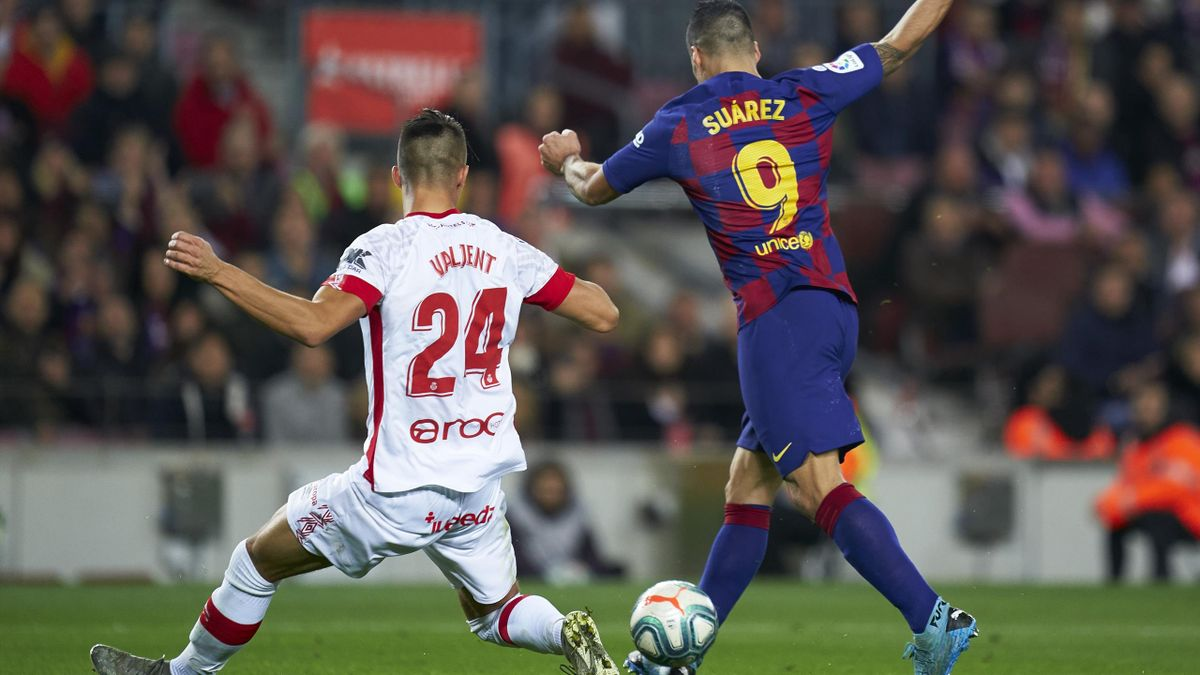 Suarez - Barcellona-Maiorca - Liga 2019/2020 - Getty Images