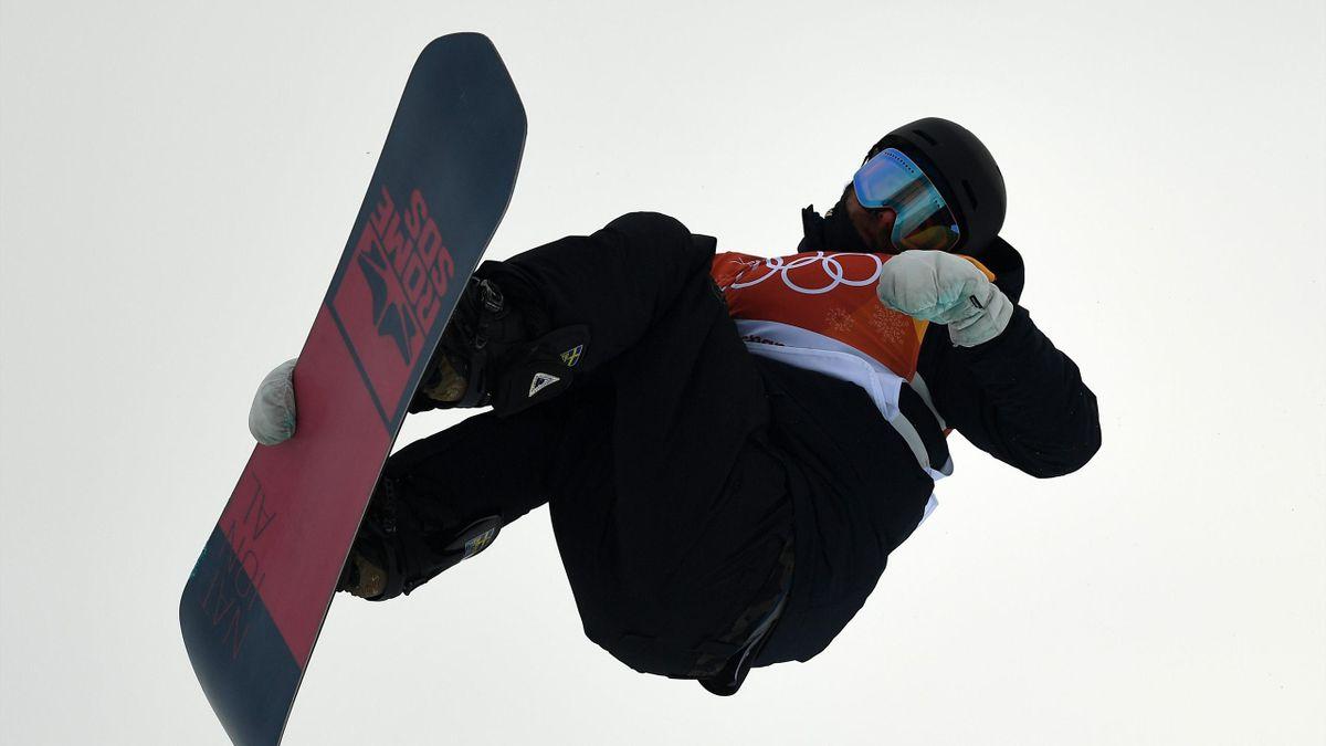 Niklas Mattsson Pyeongchang
