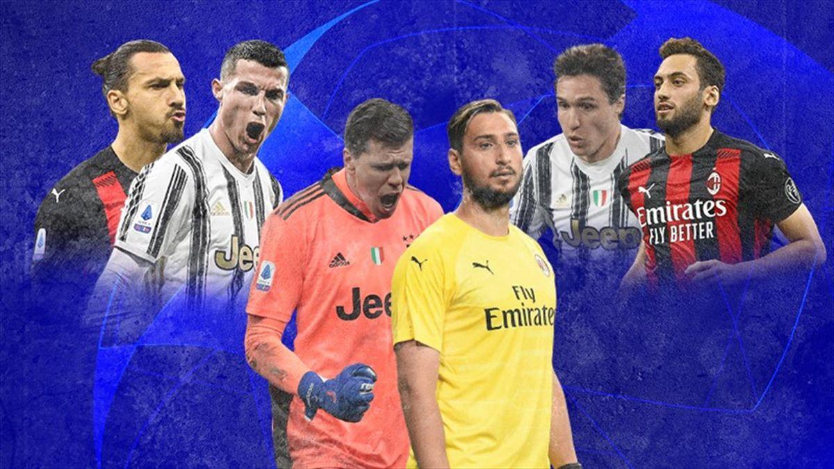 Serie A, Juventus-Milan ai raggi X