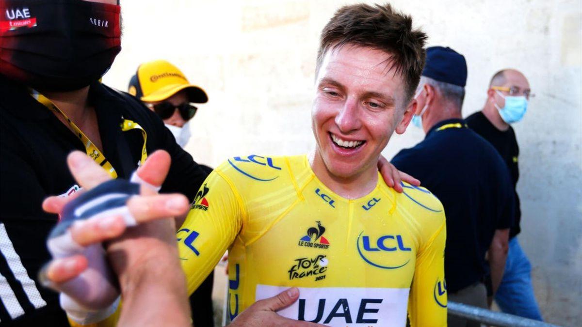 Тадей Погачар, «Тур де Франс»