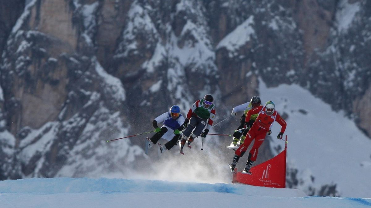 Innichen Skicross