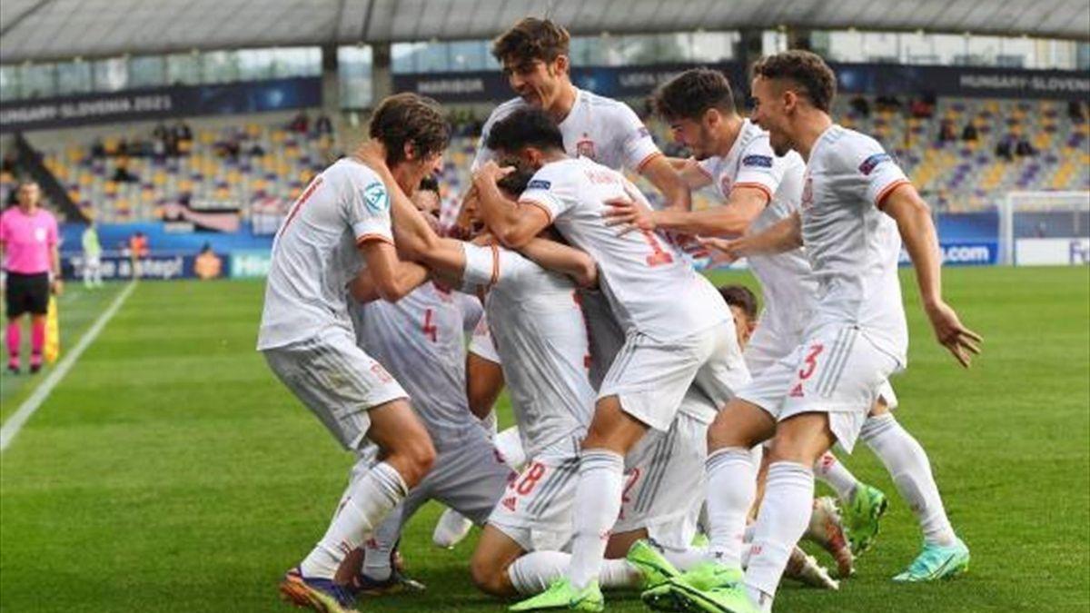 Spania U21 - Croația U21