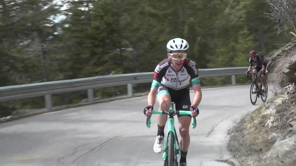Quintana, Sivakov, Bardet... personne n'a résisté à Simon Yates : le résumé de la 2e étape