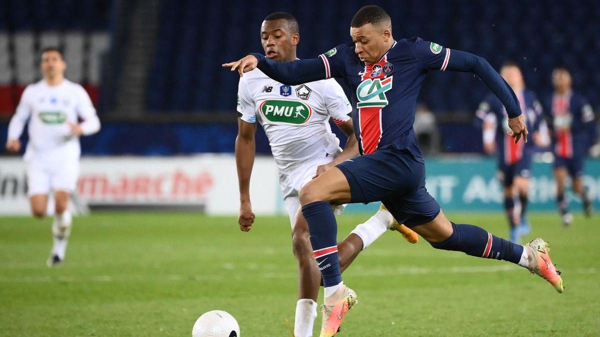 Rush incroyable de Mbappé, boulette et penalties : le résumé du choc