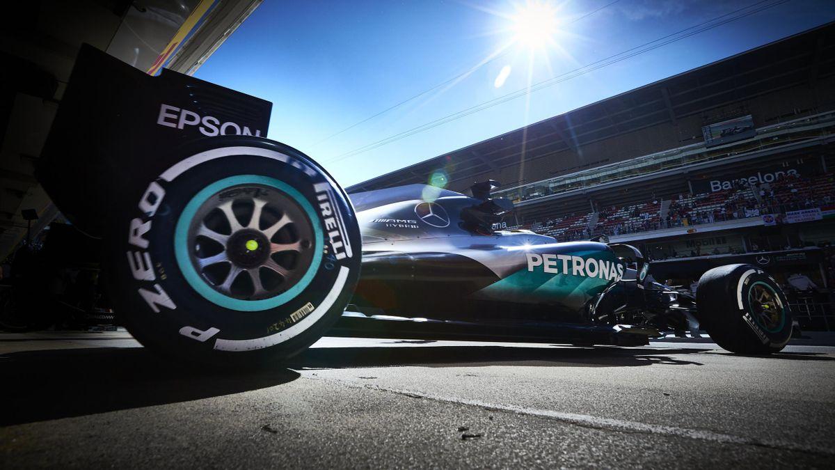 Lewis Hamilton (Mercedes) - GP of Spain 2016