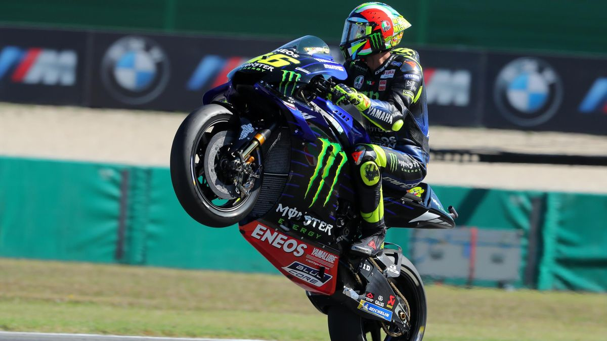 Valentino Rossi, Getty Images