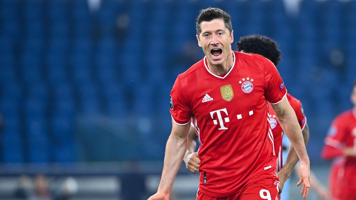 Robert Lewandowski, « Bayern Munich»