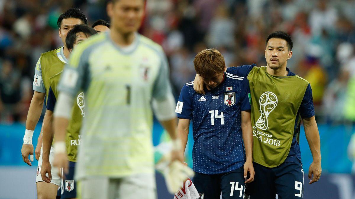 Japan scheitert im WM-Achtelfinale