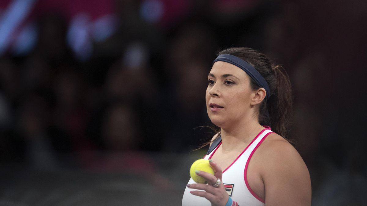 Marion Bartoli, împotriva probei de dublu