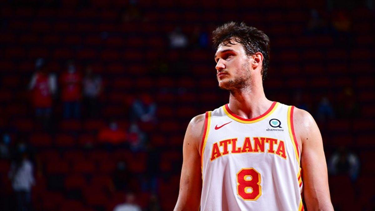 Danilo Gallinari, NBA 20/21