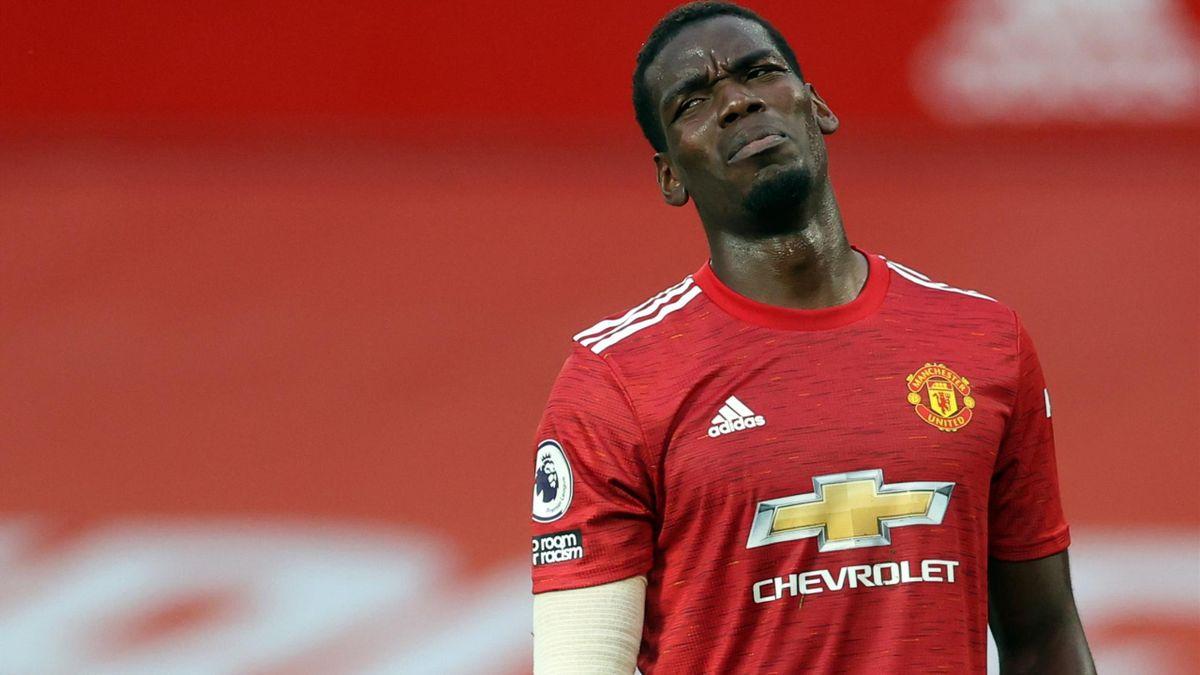 Paul Pogba, mijlocașul lui Manchester United