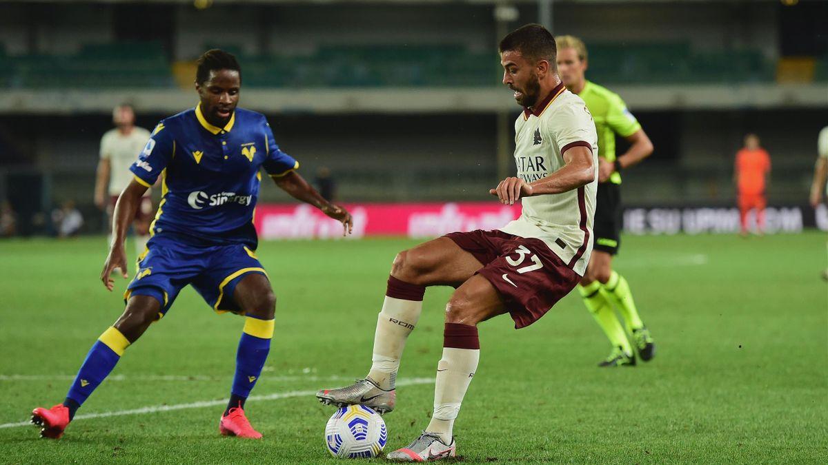 Le pagelle di Verona-Roma 0-0: Spinazzola imprendibile ...