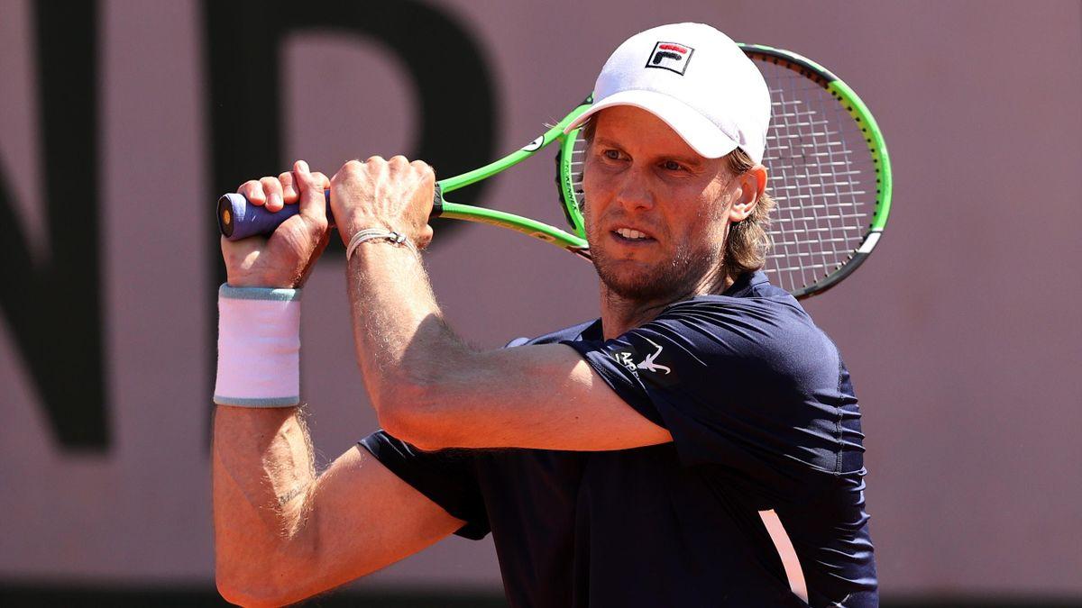 Andreas Seppi al Roland Garros 2021