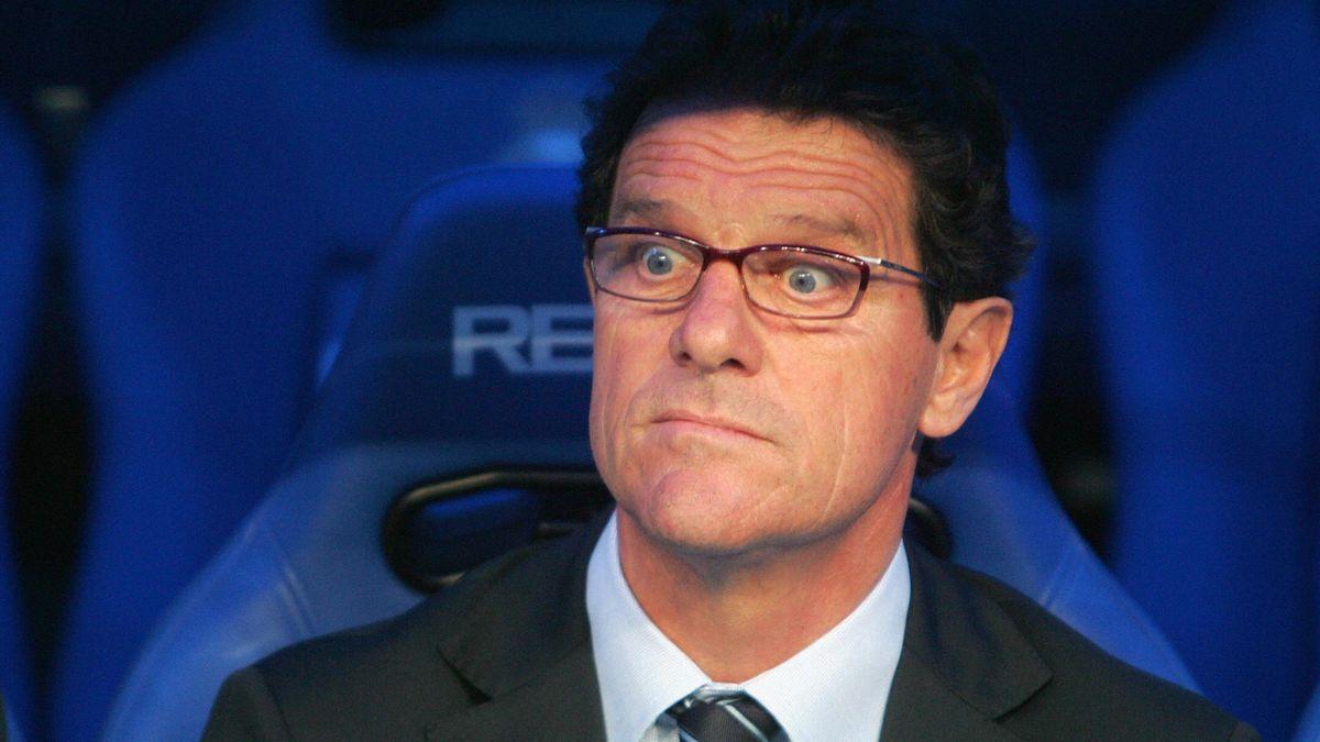 Fabio Capello se retira: Así fue su paso por el Real Madrid