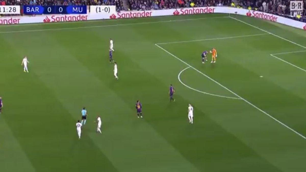 «Барселона» – «Манчестер Юнайтед»