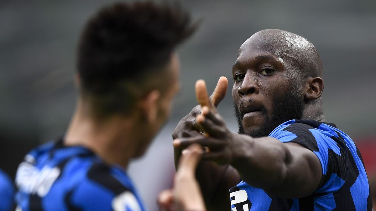Romelu Lukaku - Inter Mailand