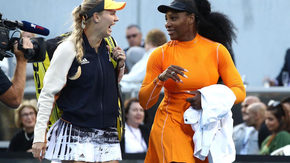 Serena Wozniacki