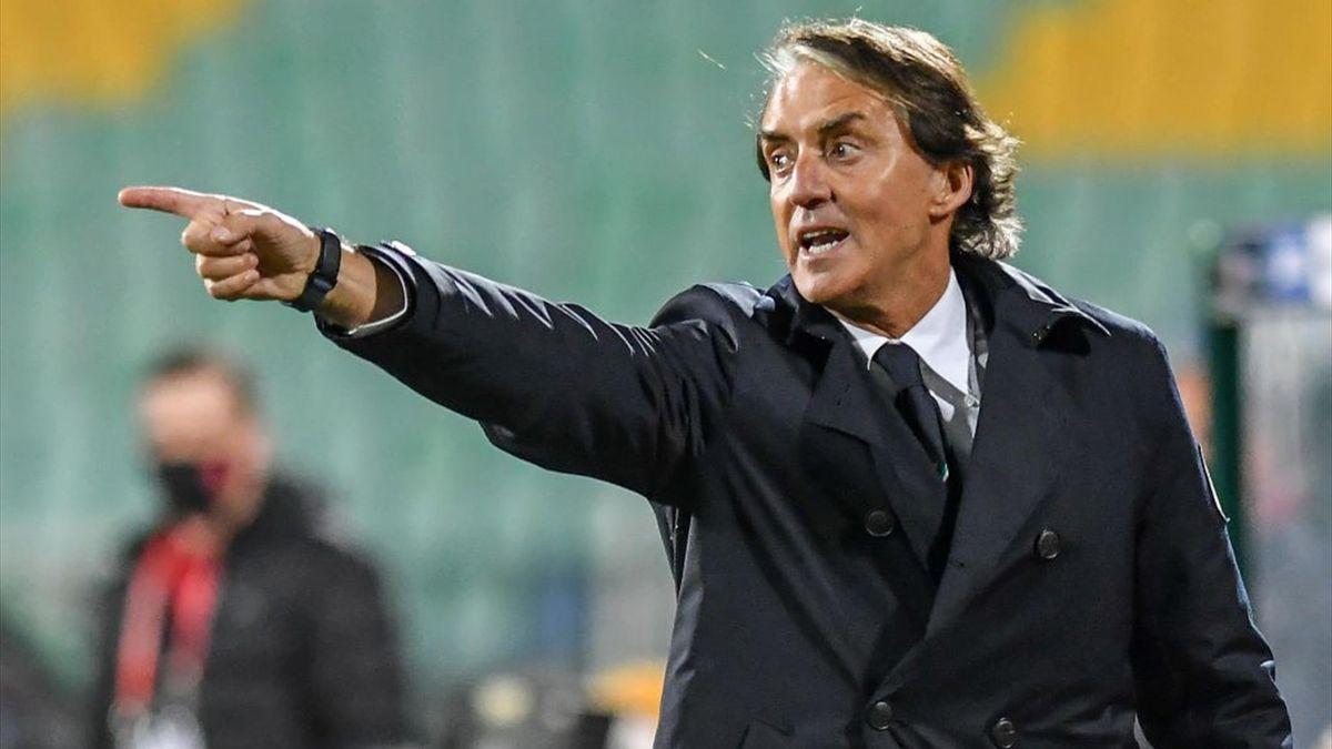 Roberto Mancini - Italia 2021