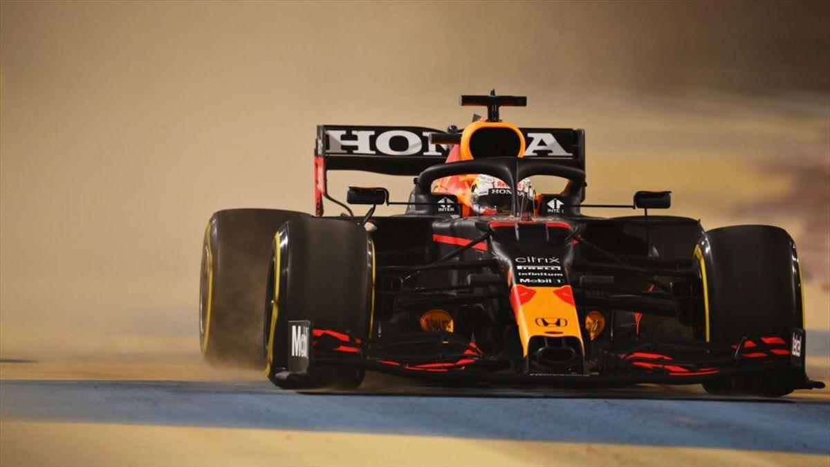 Max Verstappen - Test Bahrain 2021