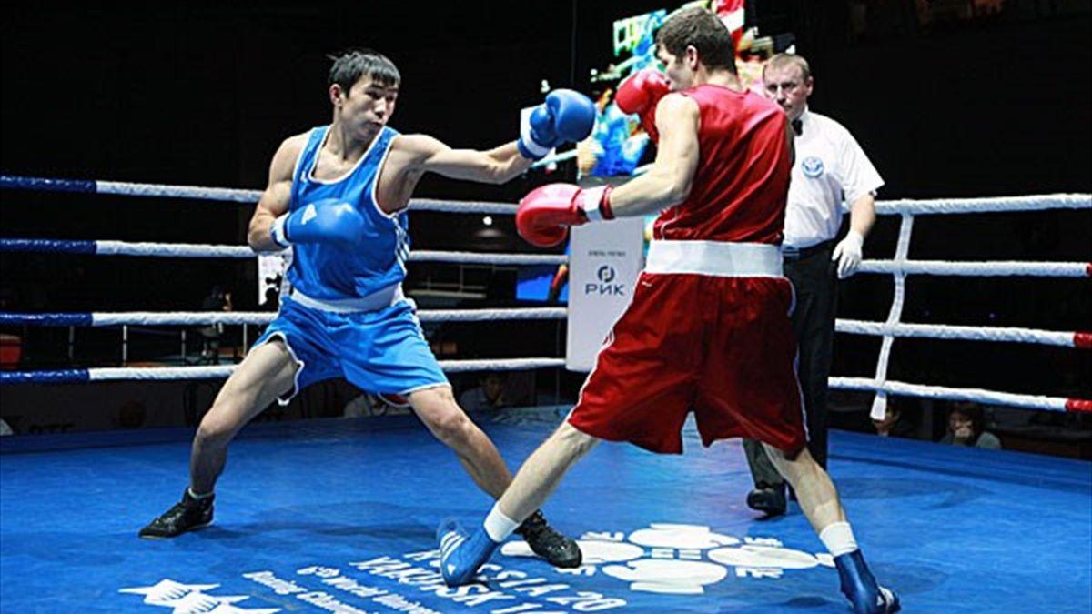 Rusia domina el Campeonato Mundial de Boxeo Universitario