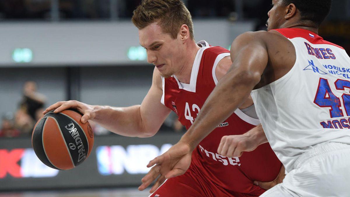 Erfolg für Bamberg - 16 Punkte für Leon Radosevic