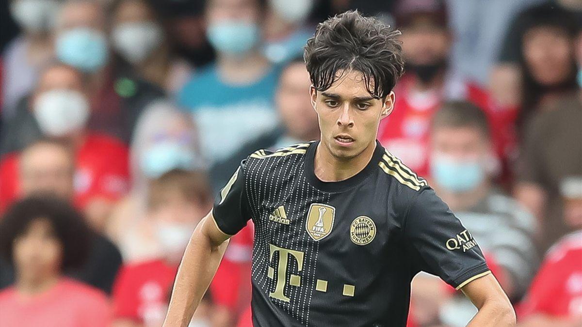 Lucas Copado spielte im Test gegen den 1. FC Köln