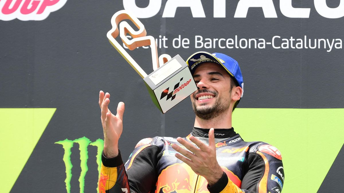 Miguel Oliveira vince in Catalogna