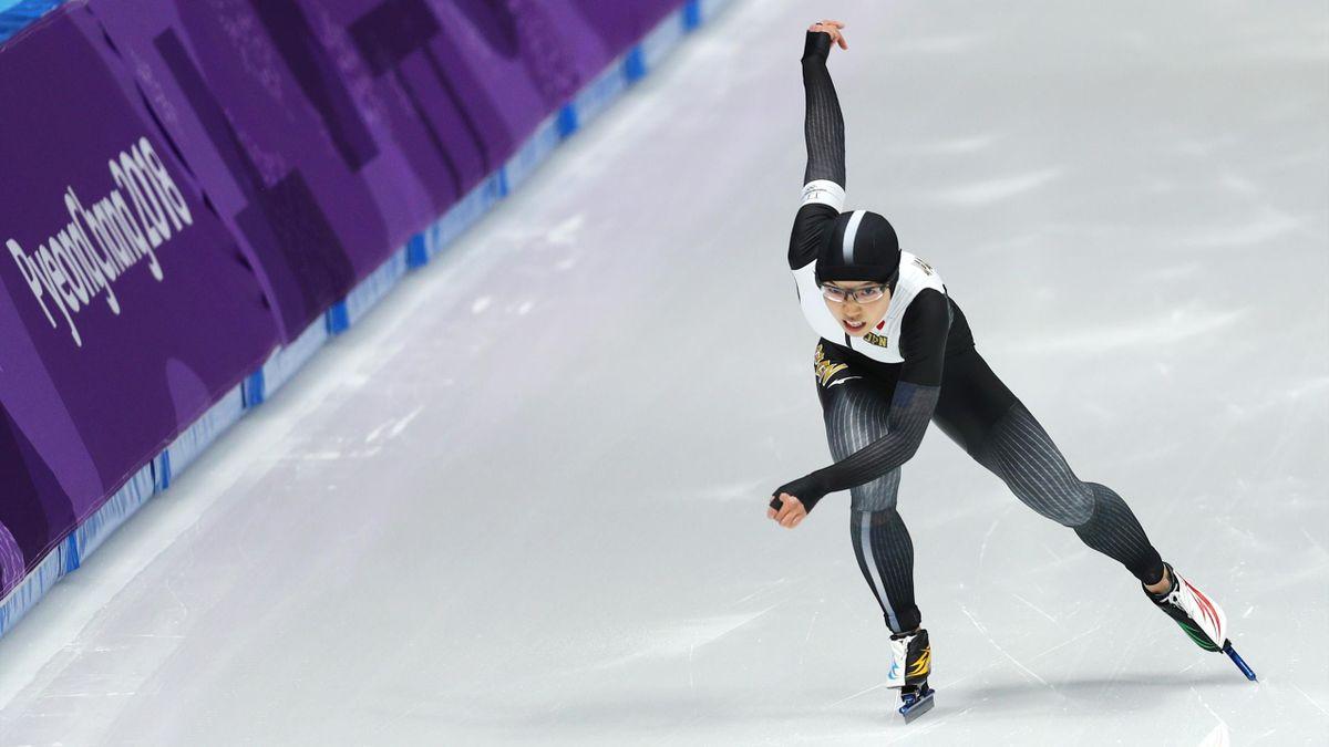 Nao Kodaira gewinnt Gold über 5000 Meter