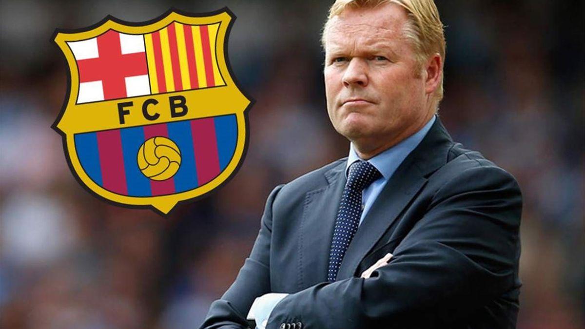 Ronald Koeman, noul antrenor al FC Barcelona