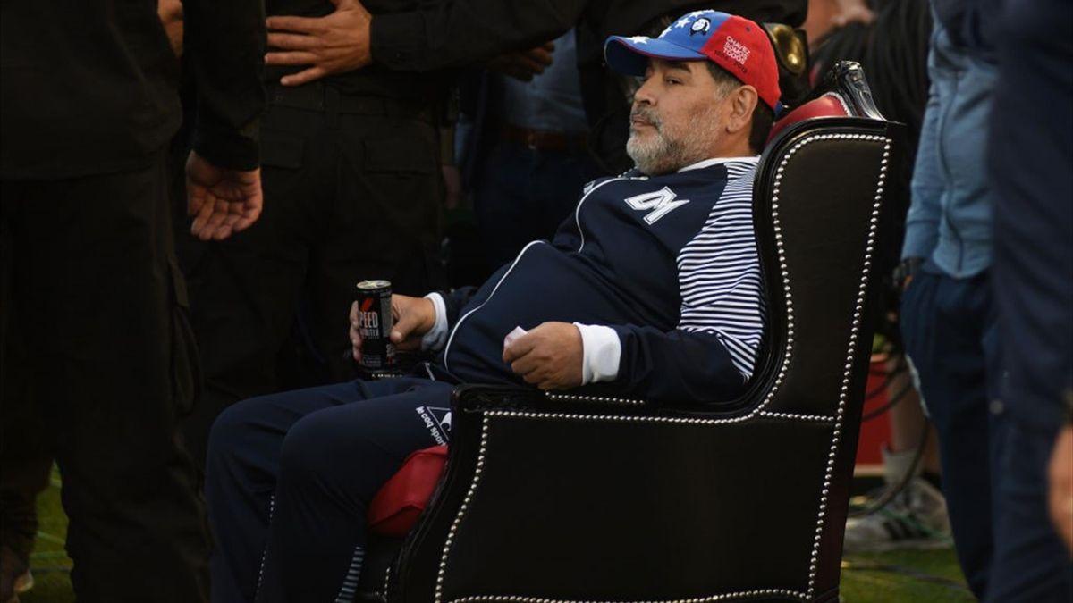 Diego Armando Maradona vs Newell's Old Boys
