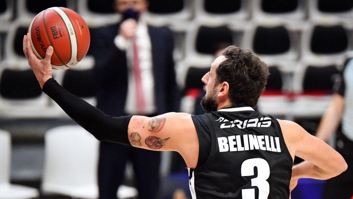 Marco Belinelli, Virtus Segafredo Bologna, 2020-21