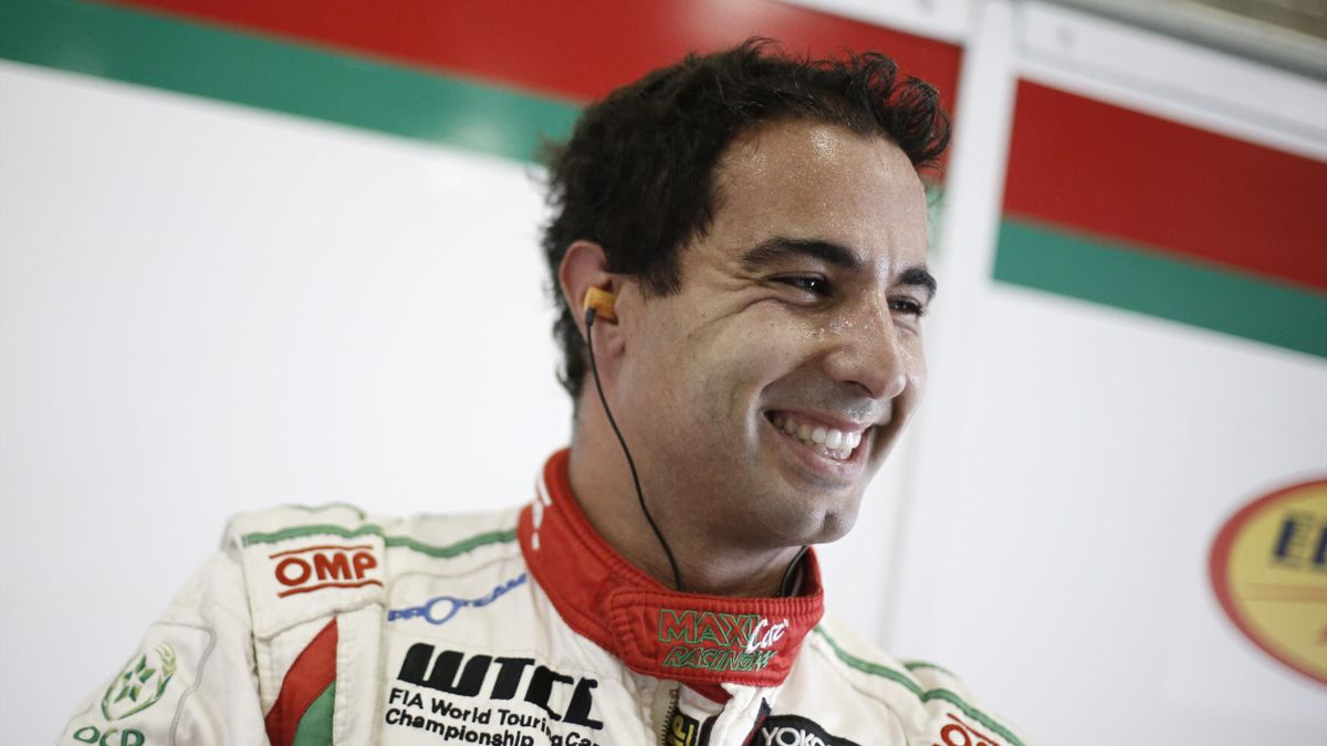 Mehdi Bennani (Honda), Race 2 winner - Shanghai International Circuit