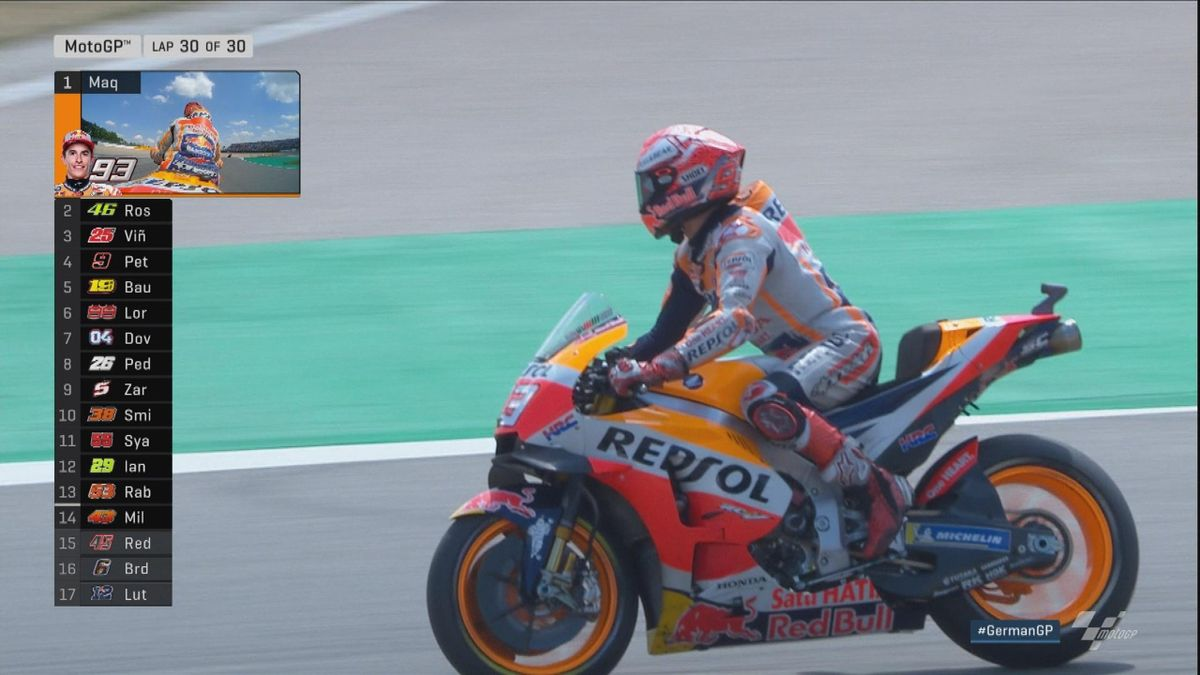 Moto GP: Hlts
