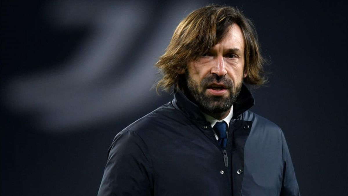 Andrea Pirlo - Juventus-Sassuolo - Serie A 2020/2021 - Getty Images