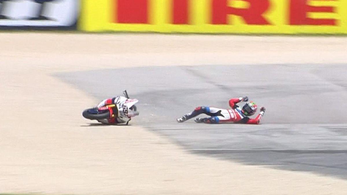 SBK : race 1 Misano