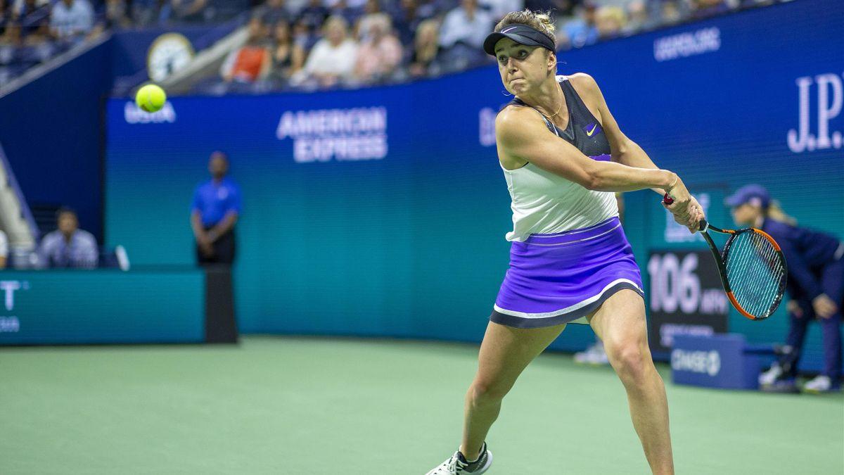 Sagte ihre Teilnahme an den US Open 2020 ab: Elina Svitolina