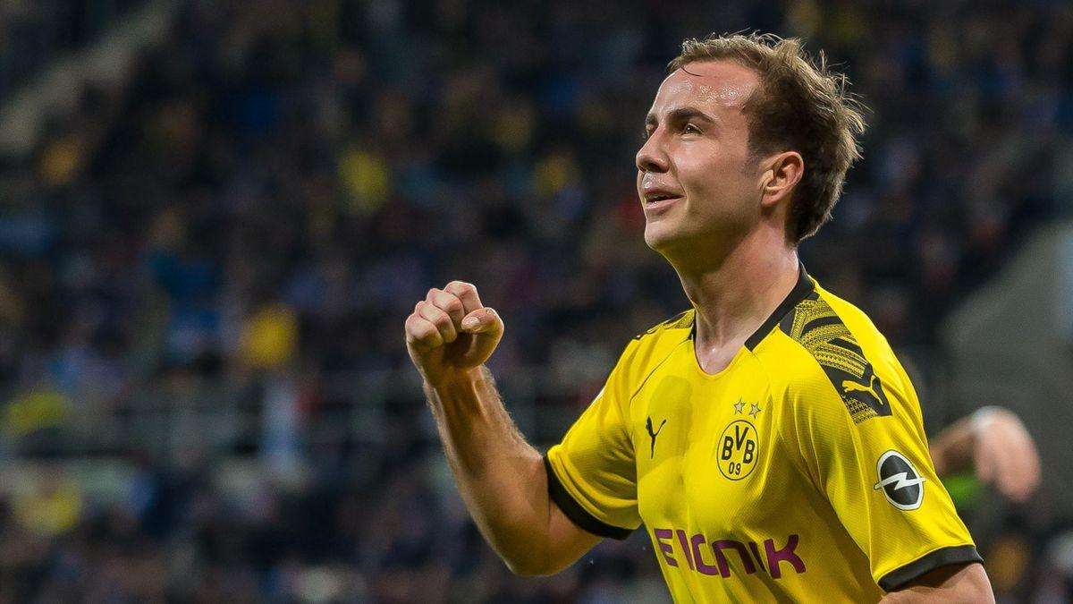 Mario Götze Hertha