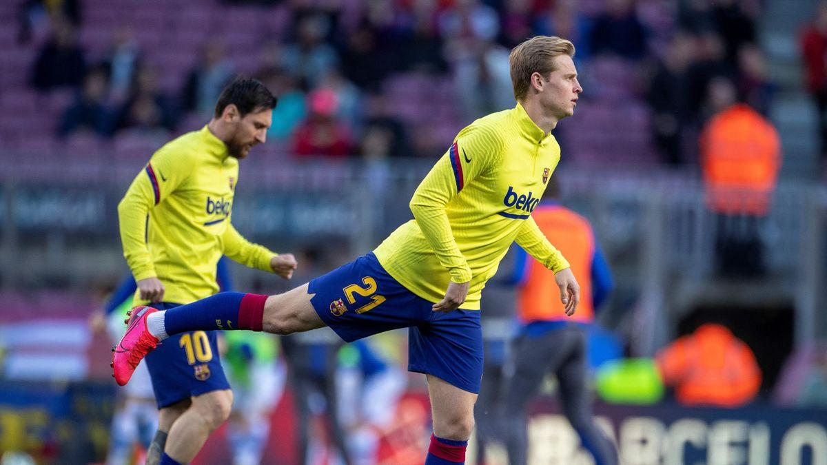 Frenkie de Jong a recunoscut că ceea ce se întâmplă la Barcelona e de neînțeles și pentru el