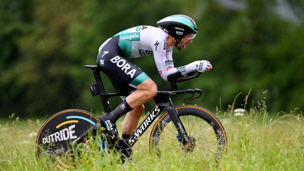 Maximilian Schachmann ist einer der Favoriten beim olympischen Radrennen