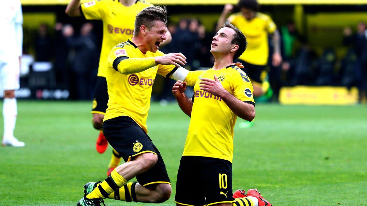 Mario Götze von Borussia Dortmund