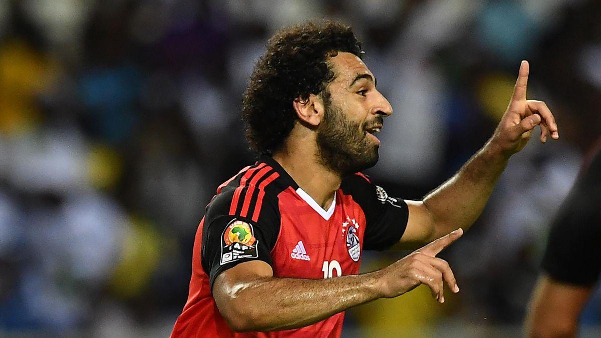 Mohamed Salah - Egypte 2017