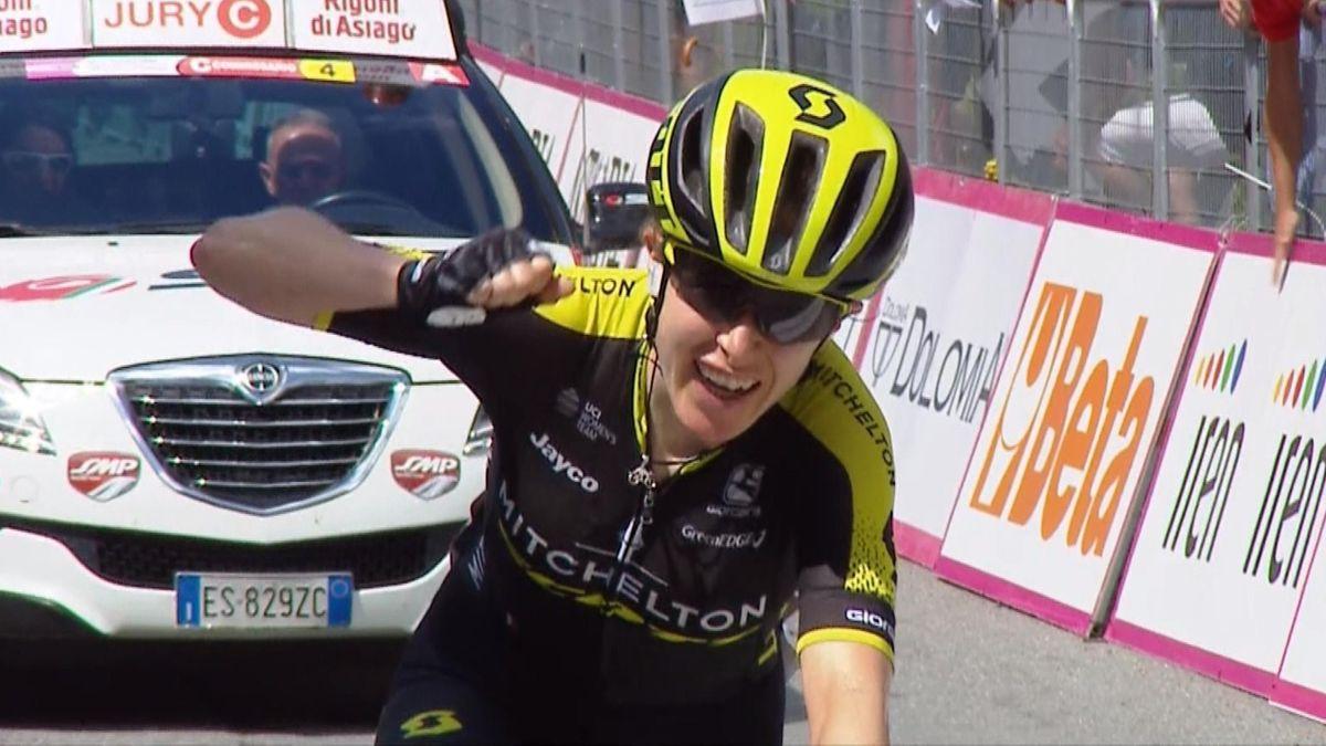 Giro Rosa : Finish Stage 5