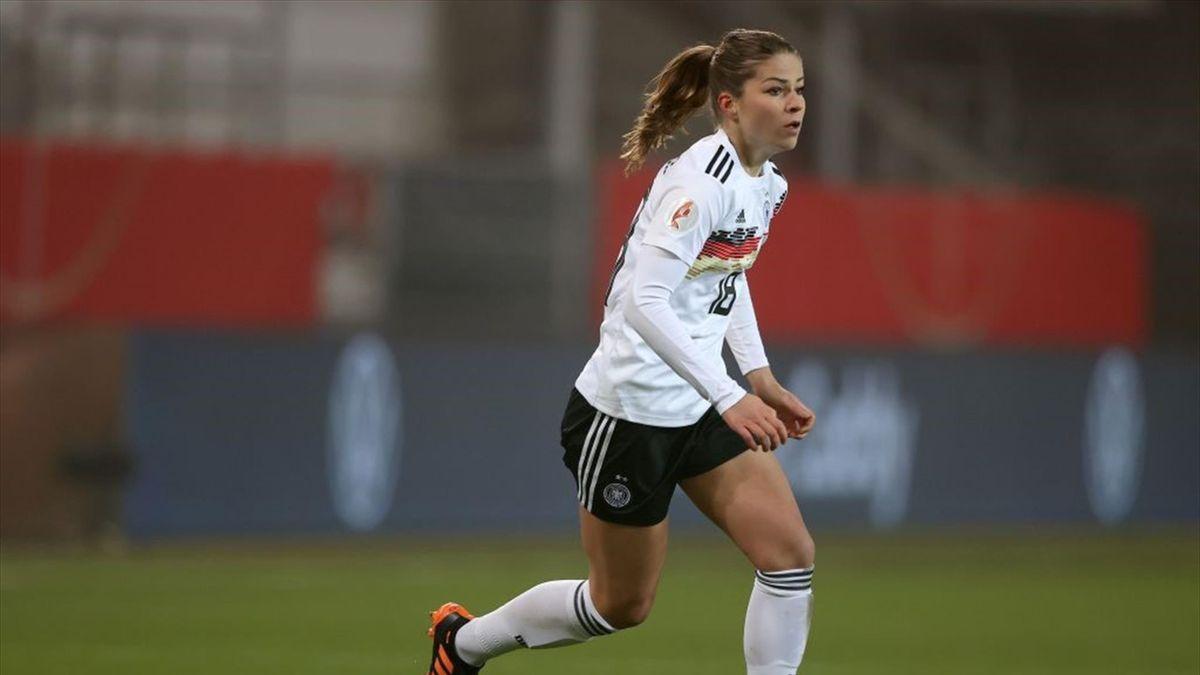 Melanie Leupolz steht wieder im DFB-Kader