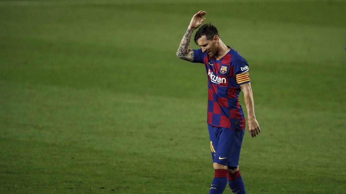 Messi ar putea pleca de la Barcelona în această vară