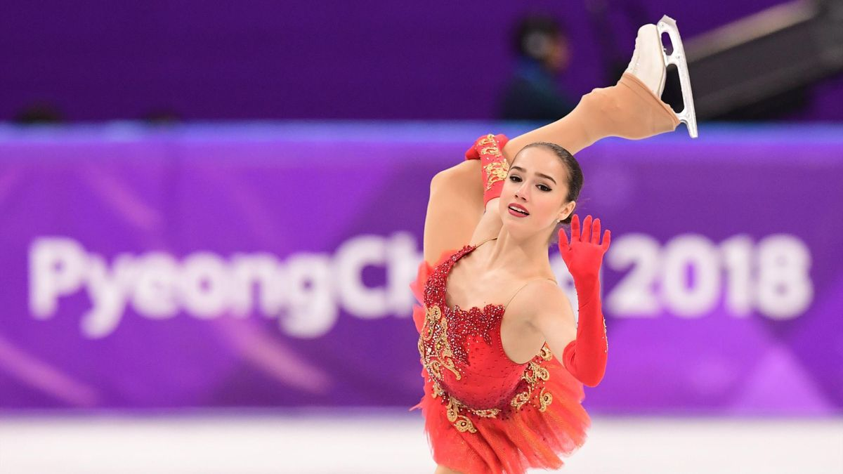 Eiskunstlauf bei Olympia 2018: Alina Zagitova