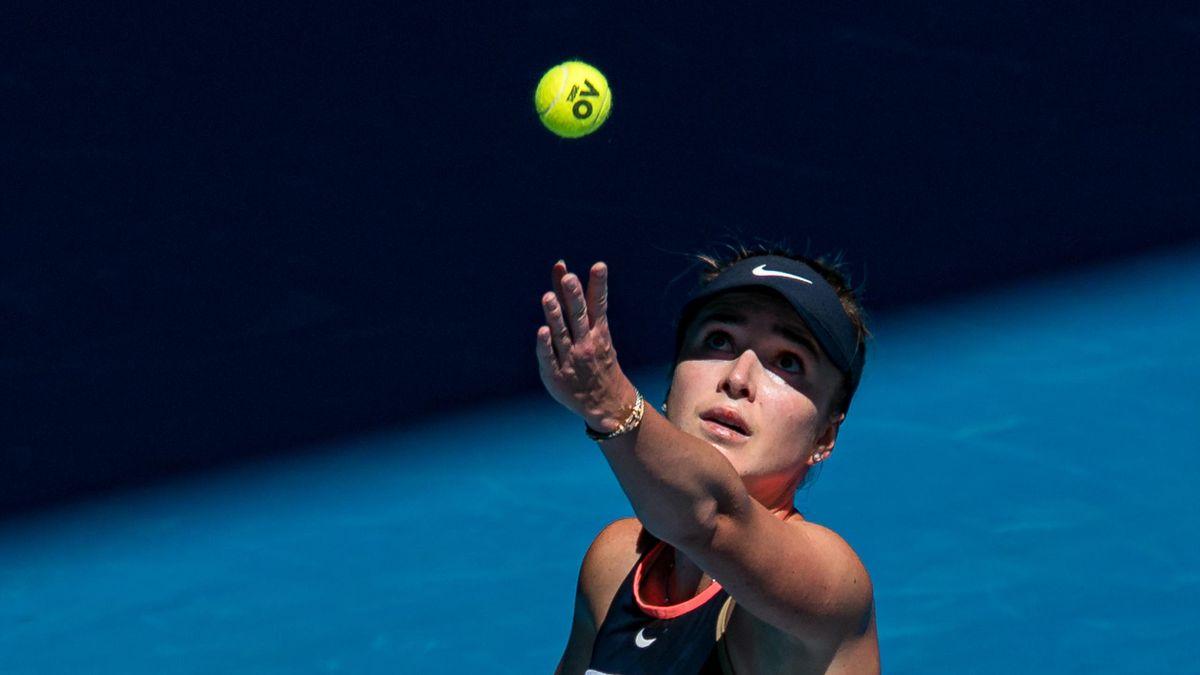 Элина Свитолина, Australian Open-2021