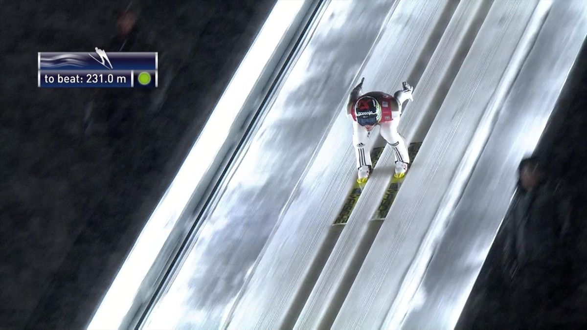 Ski jumping - Vikersund : HS 225