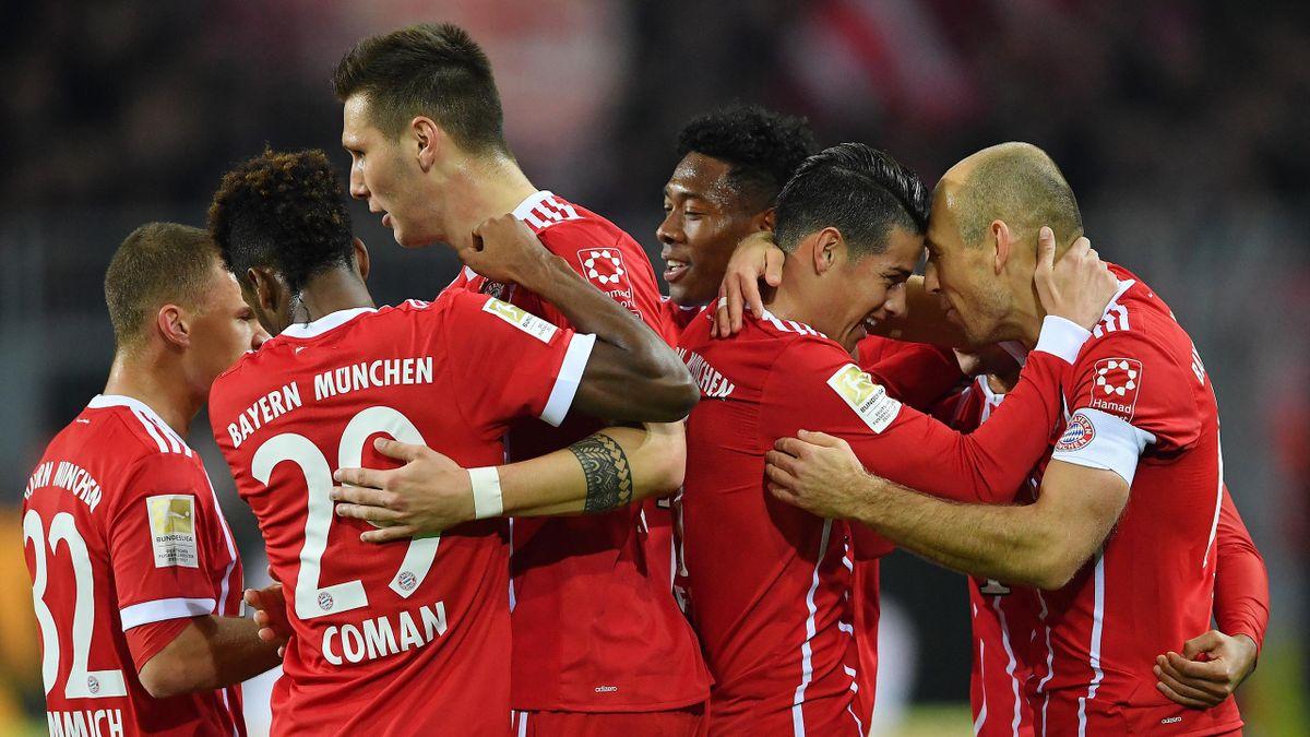 Wie Hat Bayern München Gegen Dortmund Gespielt